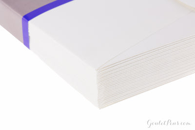 G. Lalo Vergé de France Small Envelopes - White (6.38 x 4.49)