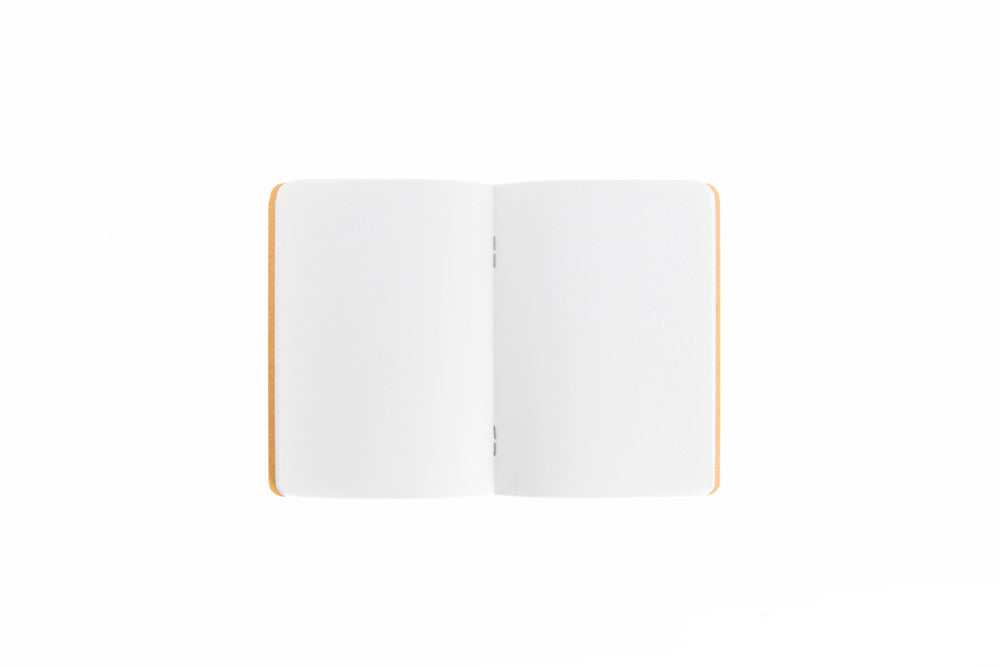 Goulet Notebook w/ 52gsm Tomoe River Paper - Passport TN, Blank