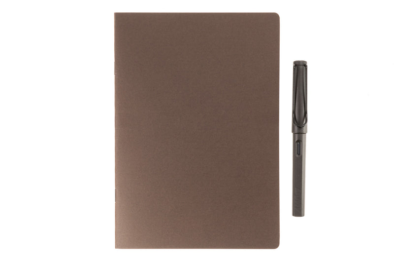 Goulet Notebook w/ 68gsm Tomoe River Paper - A5, Dot Grid (5.83 x 8.27)