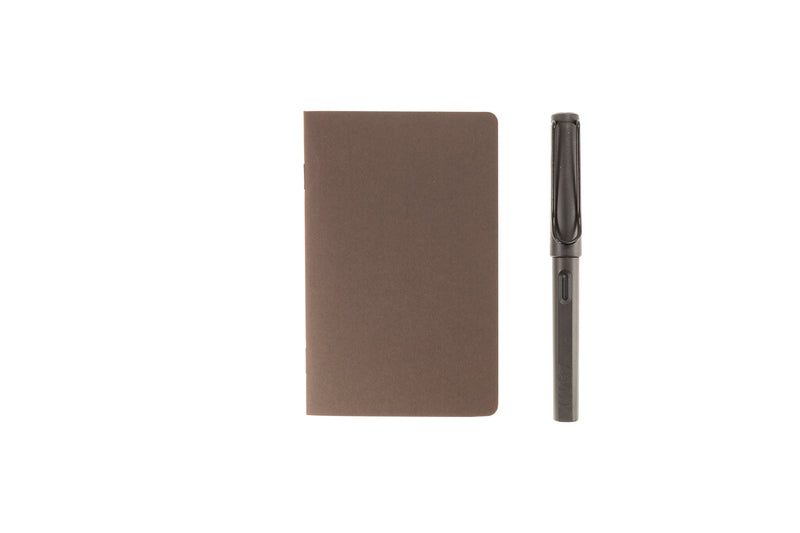 Goulet Notebook w/ 68gsm Tomoe River Paper - Pocket, Dot Grid (3.5 x 5.5)