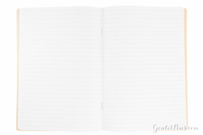 Goulet Notebook w/ 68gsm Tomoe River Paper - A5, Lined (5.83 x 8.27)
