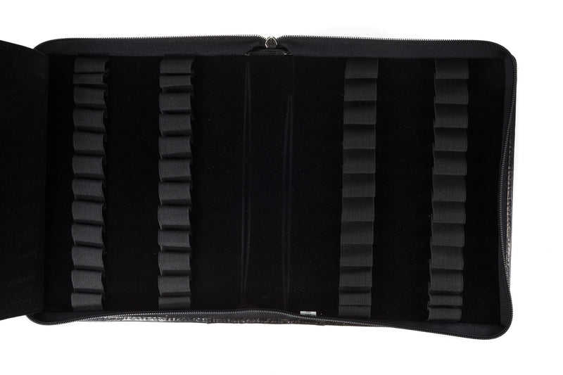 Girologio 24 Pen Case - Black