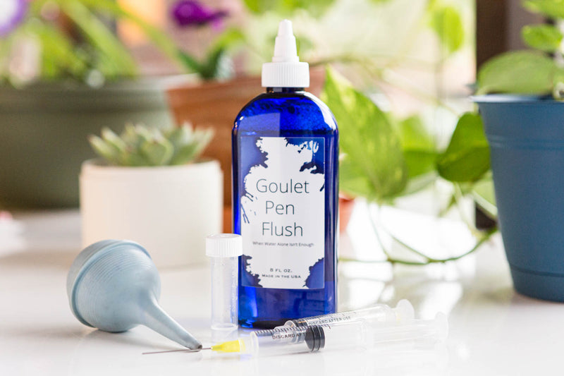 Goulet Pen Cleaning Set