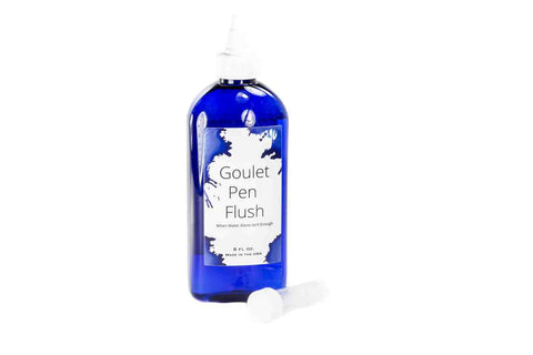 Goulet Pen Flush (8oz Bottle)