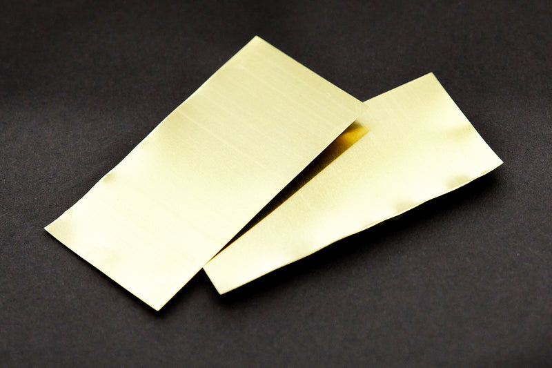 Goulet Brass Sheets (Set of 2)