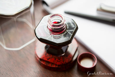 Visconti Bordeaux - 40ml Bottled Ink