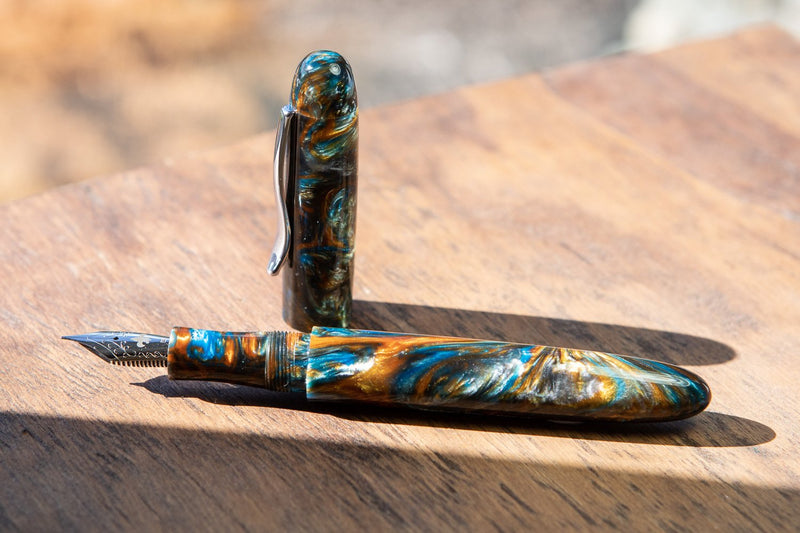 Herbert Church Hill Fountain Pen - Libby Sunrise (Limited Edition)