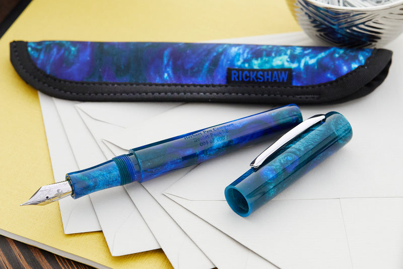 Herbert The Fan Fountain Pen - River City (Limited Edition)