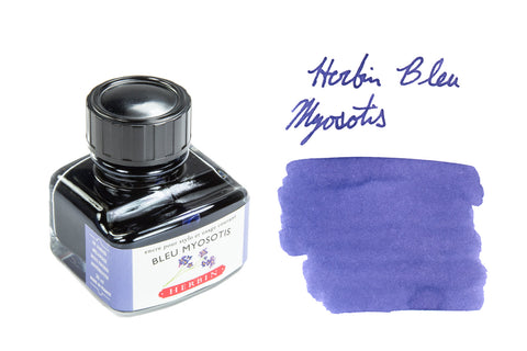 Herbin Bleu Myosotis - 30ml Bottled Ink