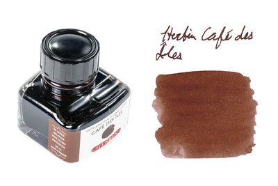 Herbin Cafe des Iles - 30ml Bottled Ink