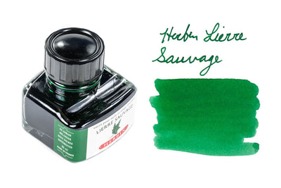 Herbin Lierre Sauvage - 30ml Bottled Ink
