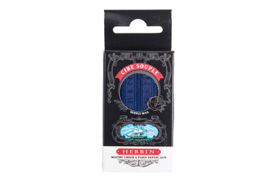 Herbin Supple Sealing Wax - Midnight Blue (4-Pack)