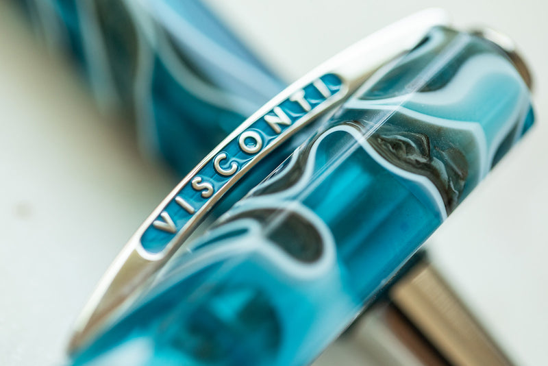 Visconti Opera Master Fountain Pen - Polynesia (Limited Edition)