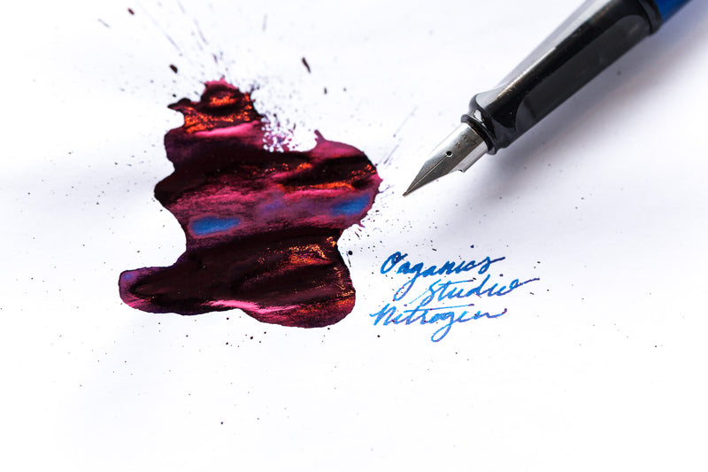 Organics Studio Nitrogen - Ink Sample