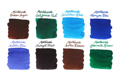 Monteverde Core Best Sellers - Ink Sample Set