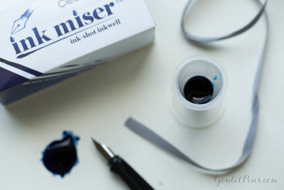 Ink Miser Ink-Shot Inkwell, Clear