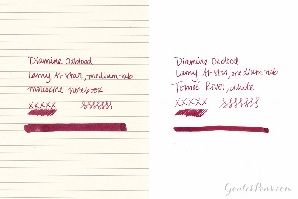Diamine Oxblood - Ink Cartridges