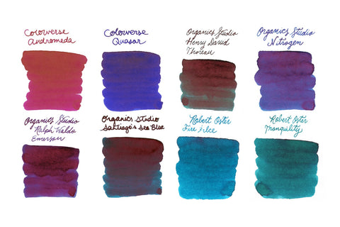 Sheening Best Sellers - Ink Sample Set
