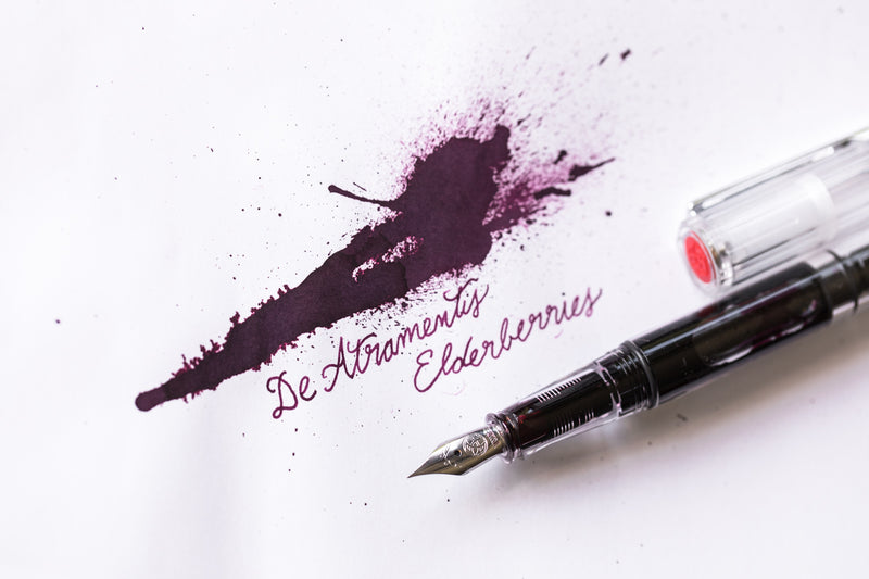 De Atramentis Elderberry - 35ml Scented Bottled Ink