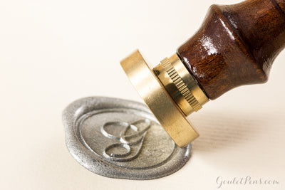 Herbin Wax Seal Wood Handle