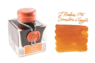 J. Herbin 1798 Cornaline d'Egypte - 50ml Bottled Ink