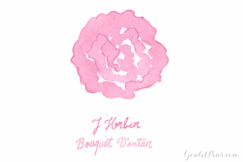 Herbin Bouquet D'antan - 30ml Bottled Ink