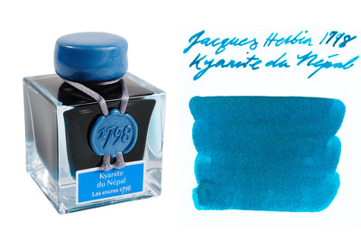 Jacques Herbin 1798 Kyanite du Népal - 50ml Bottled Ink