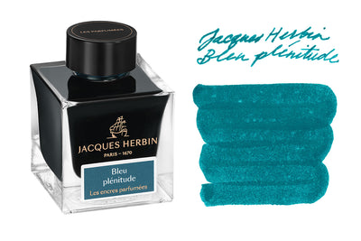 Jacques Herbin Bleu Plénitude - 50ml Bottled Ink