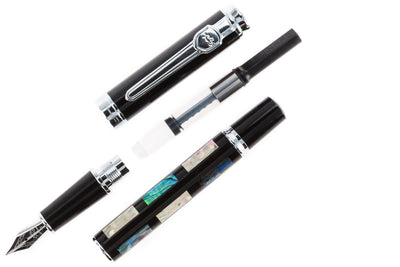 Jinhao 8802 Fountain Pen - Shell