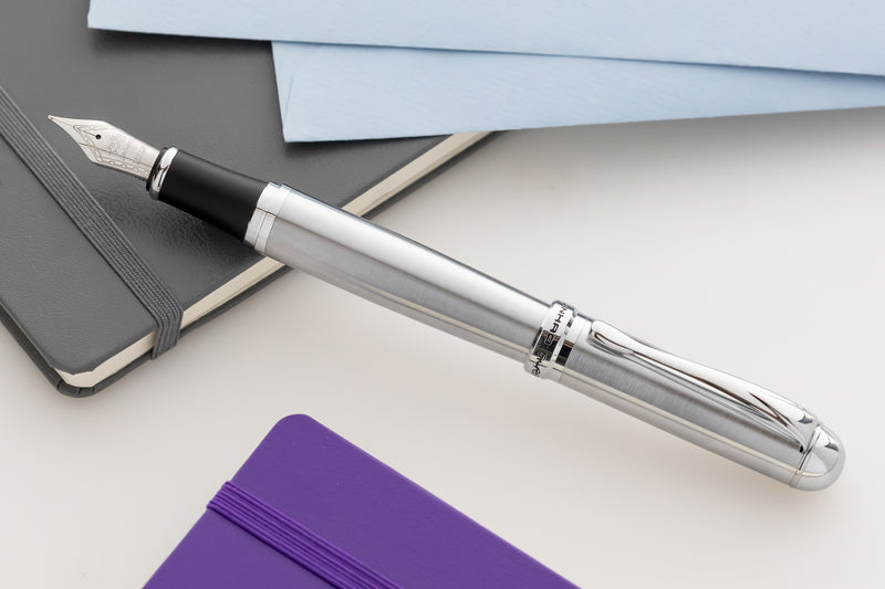 Jinhao X750 Fountain Pen - Silver