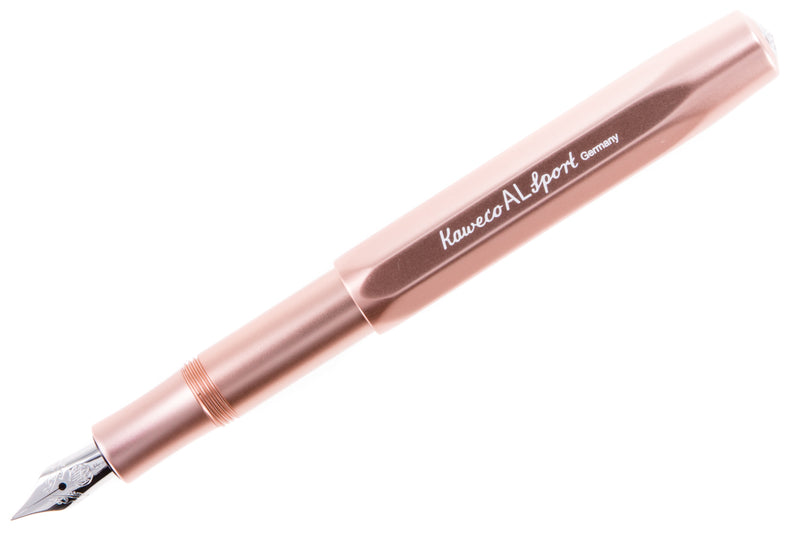 Kaweco AL Sport Fountain Pen - Rose Gold
