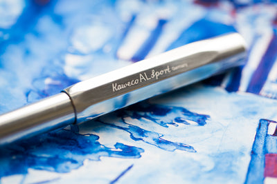 Kaweco AL Sport Fountain Pen - Raw