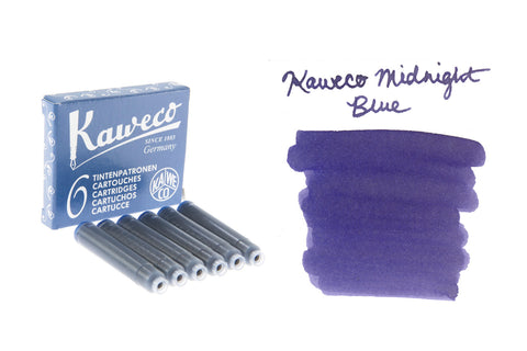 Kaweco Midnight Blue - Ink Cartridges