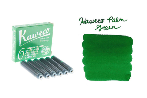 Kaweco Palm Green - Ink Cartridges
