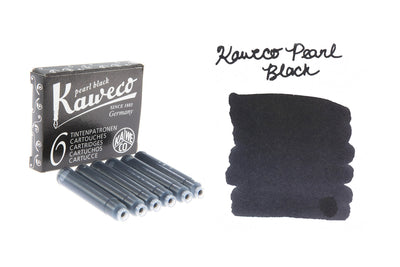 Kaweco Pearl Black - Ink Cartridges