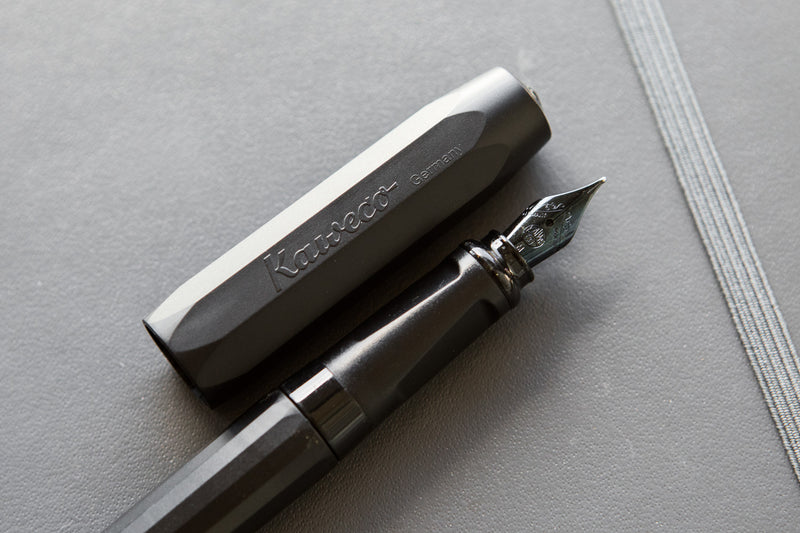 Kaweco Perkeo Fountain Pen - All Black