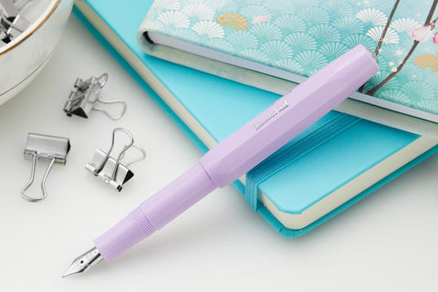 Kaweco Skyline Sport Fountain Pen - Lavender (Special Edition)