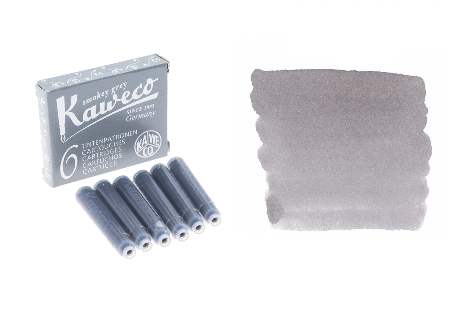 Kaweco Smokey Grey - Ink Cartridges