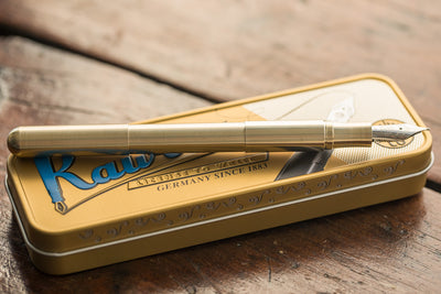 Kaweco Supra Fountain Pen - Brass