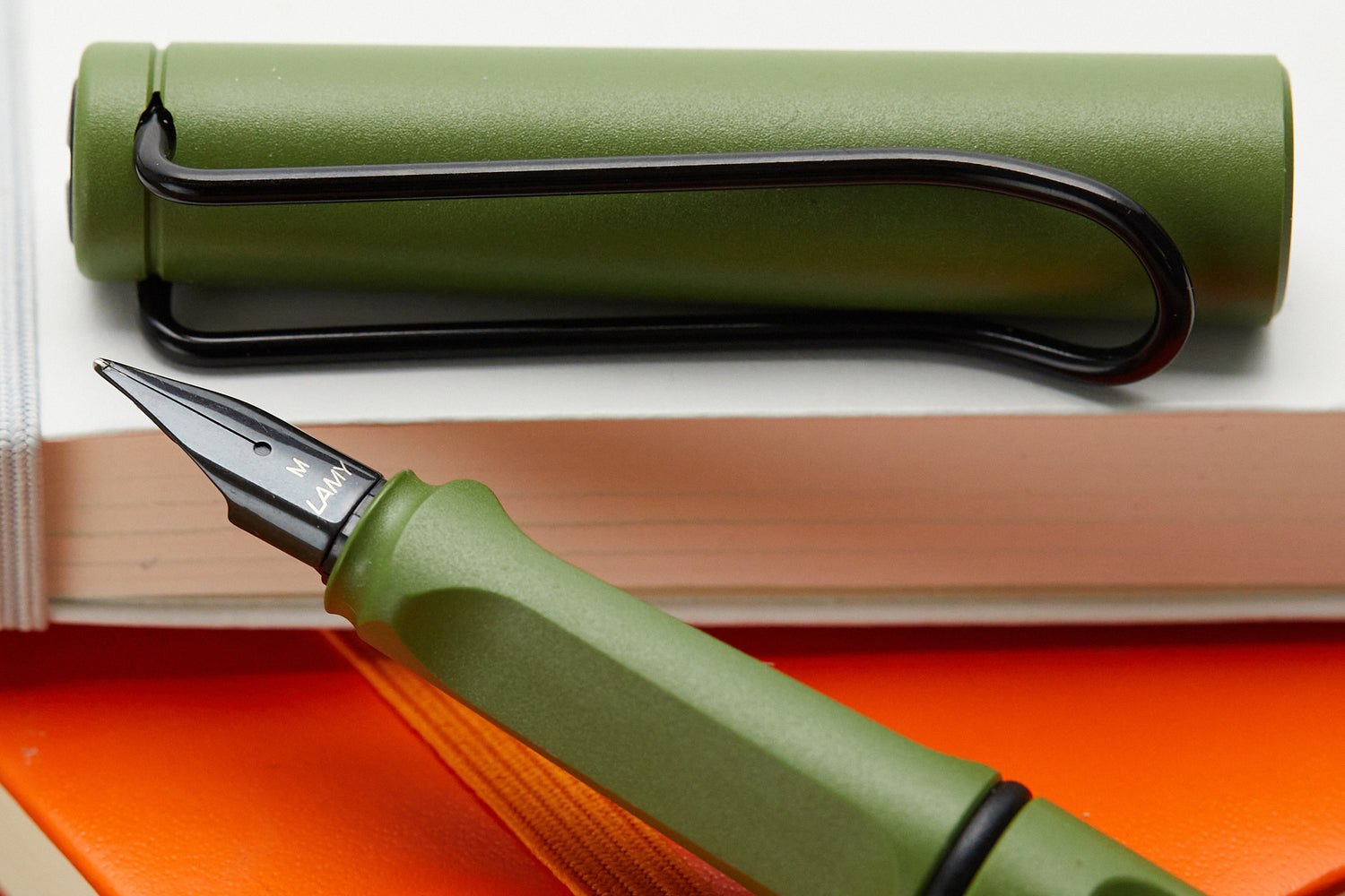 LAMY Safari Fountain Pen - Savannah (Special Edition)