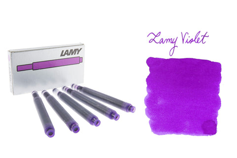 LAMY Violet - Ink Cartridges