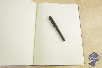 Leuchtturm1917 Master Notebook - Black, Dot Grid (8.86 x 12.40)