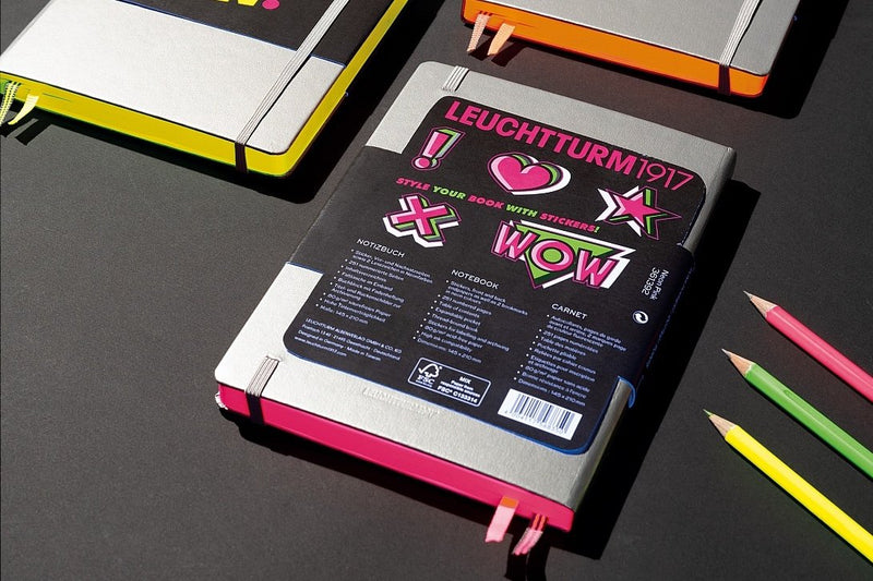 Leuchtturm1917 NEON Collection