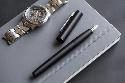 LAMY Aion Fountain Pen - Black