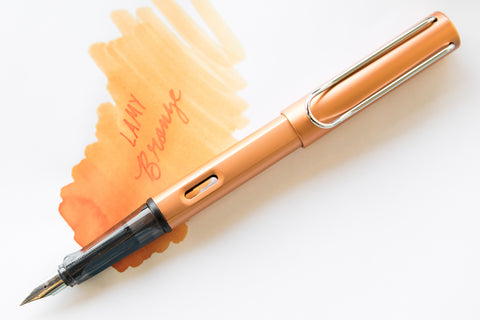 LAMY AL-Star Fountain Pen - Bronze (Special Edition)