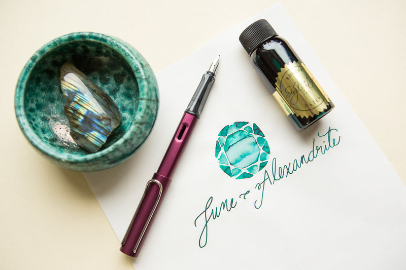 LAMY AL-Star Fountain Pen - Purple