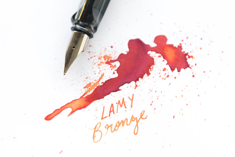 LAMY Bronze - Ink Sample (Special Edition)