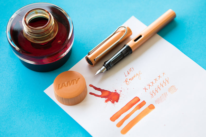 LAMY Bronze - 50ml Bottled Ink (Special Edition)