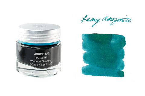 LAMY Amazonite - 30ml Bottled Ink