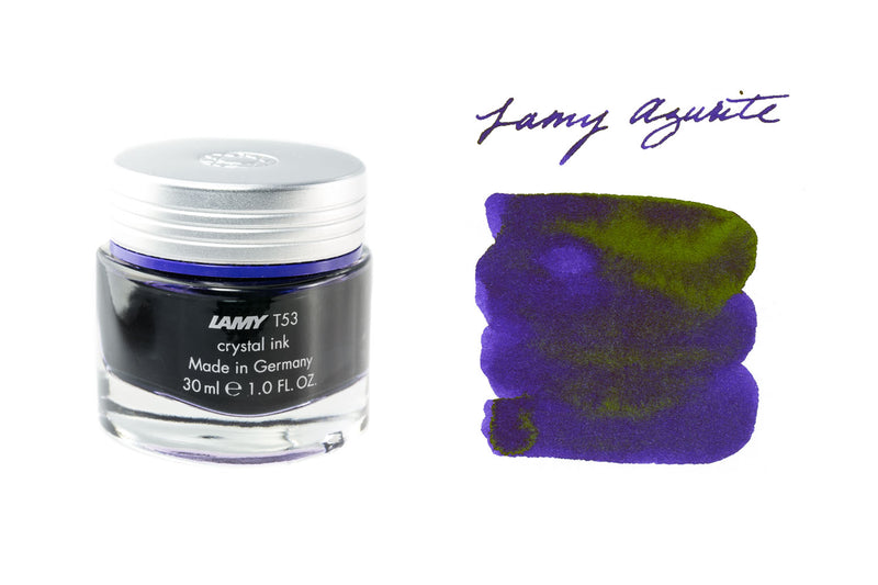 LAMY Azurite - 30ml Bottled Ink